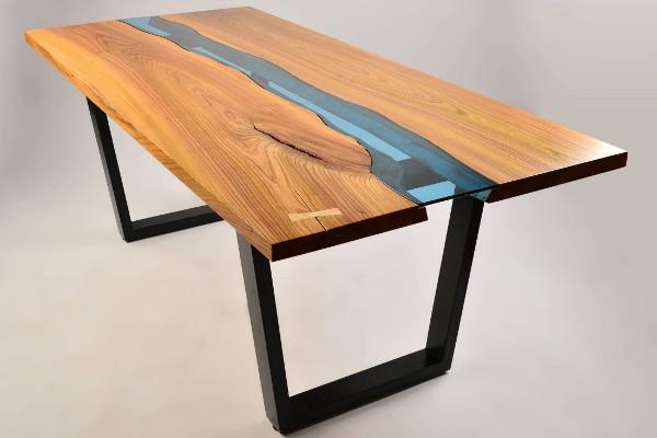 massivholz esstisch woodyriver. Black Bedroom Furniture Sets. Home Design Ideas